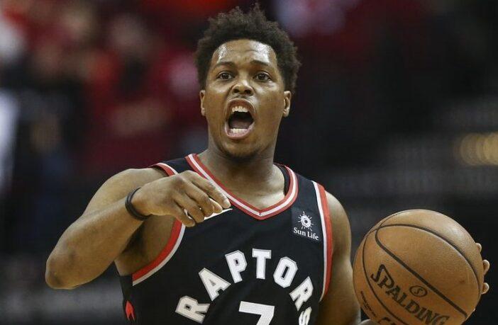 Lowry nommé joueur par excellence dans l'Est — NBA