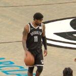 NBA – Kyrie Irving plante le game-winner contre les Knicks !