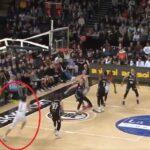 NBL/NBA – LaMelo Ball fait le buzz avec une énorme claquette !