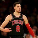 NBA – Après son embrouille, Zach LaVine révèle les 2 seules personnes dont il a peur