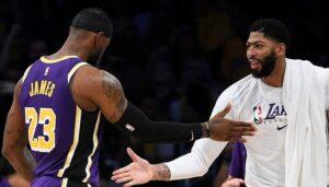 NBA – Pourquoi Anthony Davis est le « partenaire parfait » de LeBron selon Vogel