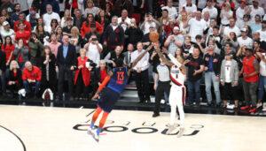 NBA – Le tir le plus mythique de l'histoire pour chaque franchise (conf. Ouest)