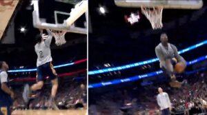 NBA – Lonzo Ball et Zion Williamson font déjà le show avec un énorme alley-oop