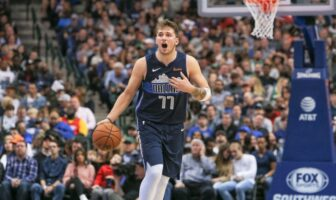 Luka Doncic nba mavericks