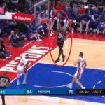 NBA – Markelle Fultz fait son show contre les Pistons