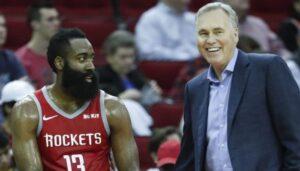 NBA – Mike D'Antoni : « Contre les Lakers, nous n'avons même pas joué vite »