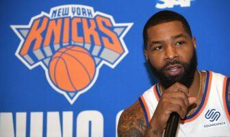 Marcus Morris New York Knicks