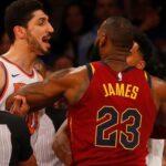 NBA – Enes Kanter s'en prend à LeBron après ses propos