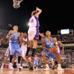 NBA – Quand Phoenix et Denver s'affrontaient en extérieur… non sans mal