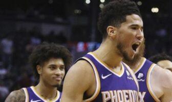 Les Suns battent les Clippers et créent la surprise