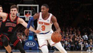 NBA – Une première en 40 ans pour RJ Barrett