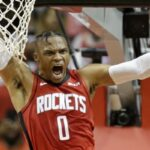 NBA – Un premier triple-double pour Russell Westbrook qui dépasse Magic