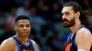 NBA – Steven Adams : « Westbrook ? C'est comme quelqu'un qui meurt »