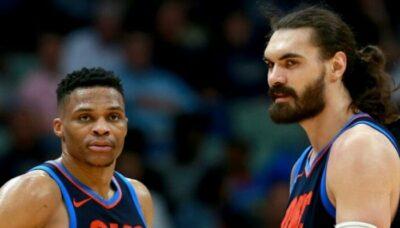 NBA – Steven Adams brise le mythe Russell Westbrook
