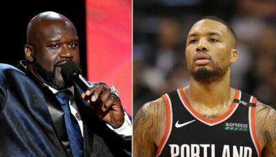 NBA – Shaq lâche un gros argument pour faire de Damian Lillard le MVP