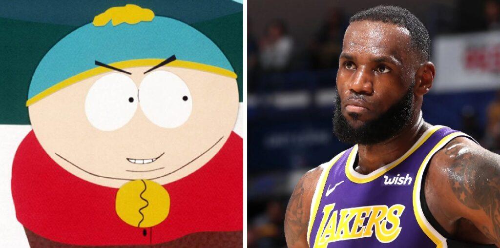 South Park LeBron