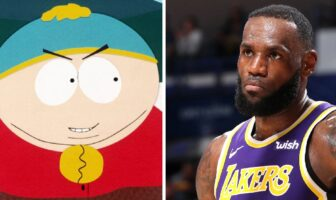 South Park LeBron