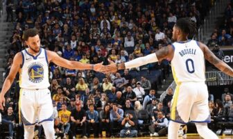 d'angelo russell steph curry conseil