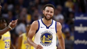 NBA – Masterclass des Warriors avec… le 48eme pick, Curry réagit !