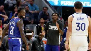 NBA – Le message hilarant de Pat Beverley pour Stephen Curry