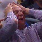 NBA – Quand le proprio des Clippers déchire sa chemise en célébrant le contre de Kawhi