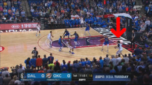 NBA – Steven Adams marque lui aussi son premier 3 points en carrière !