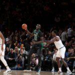 NBA – Tacko Fall retourne le Madison Square Garden pour ses débuts, il réagit