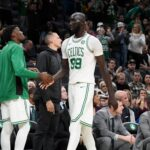 NBA – La raison bête derrière la blessure de Tacko Fall