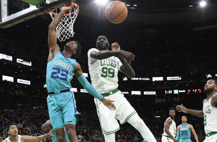 Tacko Fall Celtics