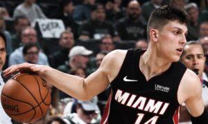 NBA – Tyler Herro révèle le joueur qu'il prend pour modèle dans la ligue