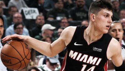 NBA – « Je ne pense pas que Tyler Herro ait vraiment 20 ans »