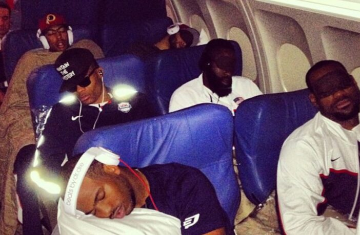 Team USA Sleep