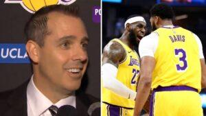 NBA – Pourquoi Frank Vogel dit être « super fier » malgré la défaite contre Boston