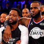 NBA/High School – Bronny James et Zaire Wade imitent LeBron et Dwyane