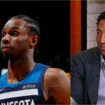 NBA – Scottie Pippen recadre Andrew Wiggins