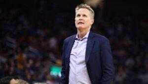 NBA – La franchise où Steve Kerr a failli aller coacher en 2014 au lieu des Warriors
