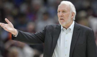 Record de médiocrité pour les Spurs depuis 23 ans, Pop ironise