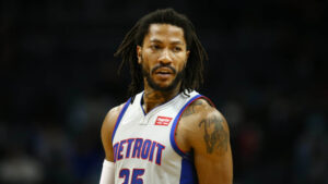 NBA – Derrick Rose sanctionné d'une amende loufoque par la ligue