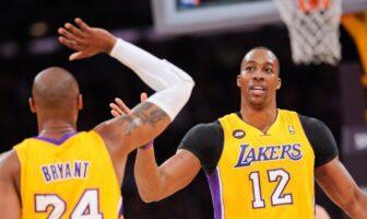 Dwight Howard évoque son moment avec Kobe et leur embrouille passée