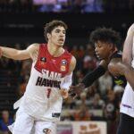 NBA – LaMelo Ball annonce être le n°1 de la draft puis réalise son career-high !