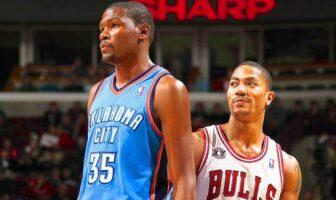 NBA - Tous les changements de taille pour chaque équipe