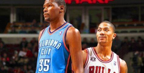 NBA – « Derrick Rose est le meilleur meneur actuel »
