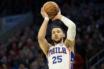 NBA - Ben Simmons évoque son premier trois points (enfin) réussi en carrière