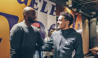 NBA - La blague douteuse de Trae Young sur... la fille de Kobe