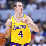 NBA – L'impressionnante stat où Alex Caruso est le meilleur de tous les Lakers !