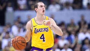 NBA – L'étonnante réaction des Lakers au départ d'Alex Caruso