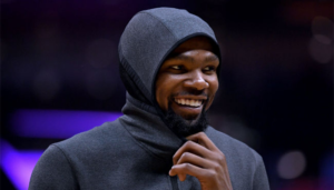 NBA – Kevin Durant surpris sous les photos hot d'une star du rap