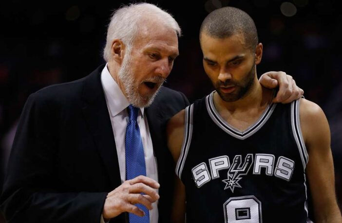 NBA - Boris Diaw raconte une géniale anecdote de Tony Parker et Pop
