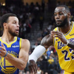 NBA – Première all-time pour LeBron James et Steph Curry !