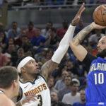 NBA – Les Français de la nuit : Evan Fournier se calme, Sekou Doumbouya n'est pas entré